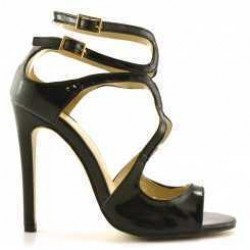 Sandale April Negre