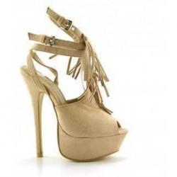 Sandale Atena Bej