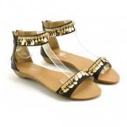 Sandale Belly Negre
