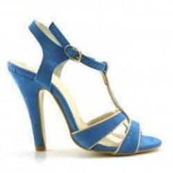 Sandale Caryn Albastre