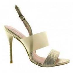 Sandale Corel Albe