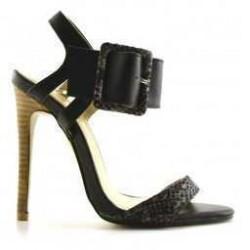 Sandale Hudson Negre