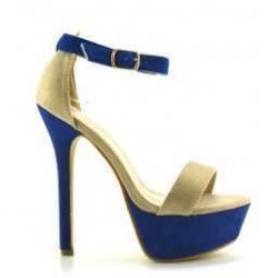 Sandale Mentos Albastre