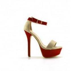 Sandale Mentos Rosii