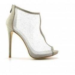 Sandale Rubin Argintii