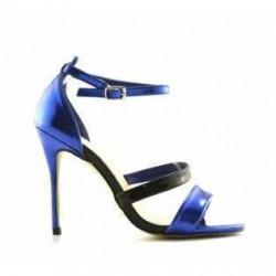 Sandale Sandra Albastre