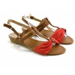 Sandale Sharon Rosii