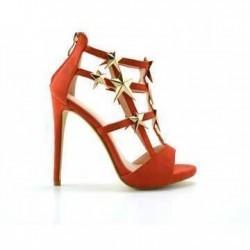 Sandale Starmi Rosii