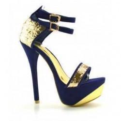 Sandale Yuan Albastre