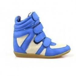 Pantofi Sport Armen Albastri