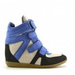 Pantofi Sport Armen Albastri 2