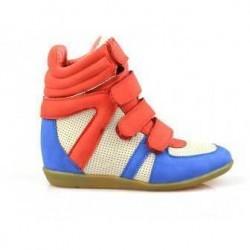 Pantofi Sport Armen Rosii