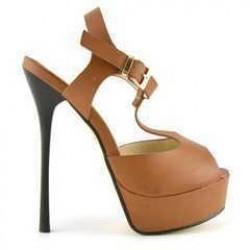 Sandale Dore Camel P4