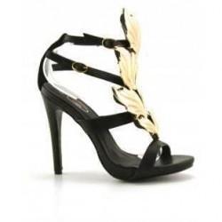 Sandale Just Negre