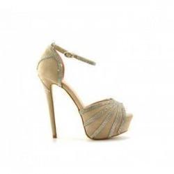 Sandale Nasoti Bej