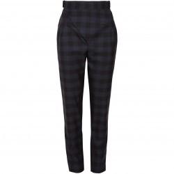 Pantaloni Salla cu carouri model P50