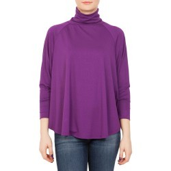 Poncho mov din jerse model PG08