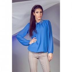 Bluza Charm Albastra