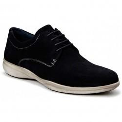 Pantofi business ECCO Grenoble bleumarin