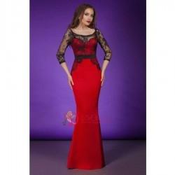 Rochii elegante Scarlett rosii