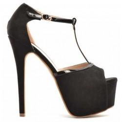 Sandale Lotra Negre 2