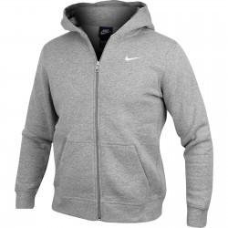 Hanorac copii Nike BF FZ HOODIE LONGSLEEVE 619069-063