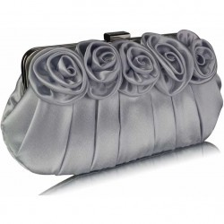 Poseta Silver Flower Design