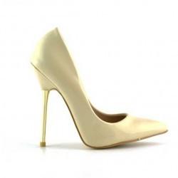 Pantofi Penton Bej