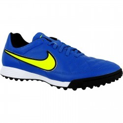 Ghete de fotbal barbati Nike Tiempo Genio Leather TF 631284-470