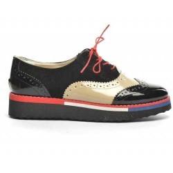 Pantofi Sport Barbero Negri