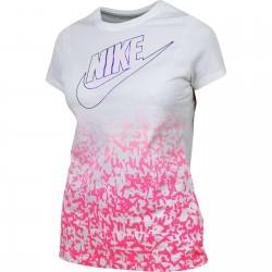 Tricou copii Nike Cat Seasonal Futura Logo 641726-100
