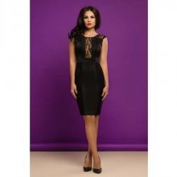 Rochie Black Lace Decor