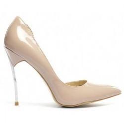 Pantofi Lavy Nude