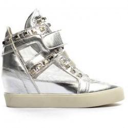 Pantofi Sport Nailini Argintii