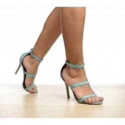 Sandale Poly Albastre