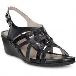 Sandale casual femei ECCO Touch 45 WS (Negru)