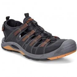 Sandale sport barbati ECCO Biom Delta (Black/Picante)