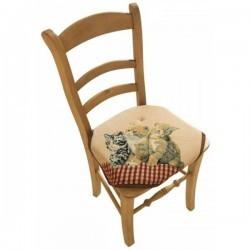 Set 2 huse reversibile pentru scaun