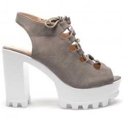 Sandale Lorin Gri