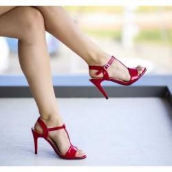 Sandale Nedel Rosii