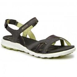 Sandale sport dama ECCO Cruise (Gri inchis / Verde)