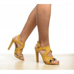 Sandale Ston Galbene