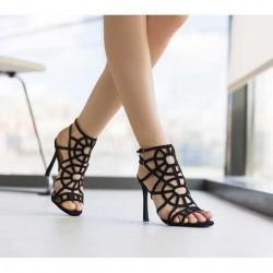 Sandale Tefon Negre