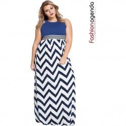 Rochie XXL Desire 60 Blue