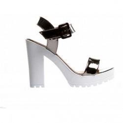 Sandale Seribo Gri