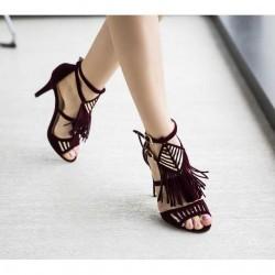 Sandale Batof Grena
