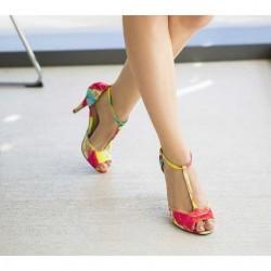 Sandale Borino Roz
