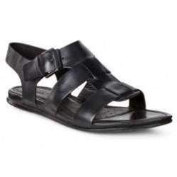 Sandale casual dama ECCO Touch (Negre)