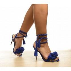 Sandale Husto Albastre