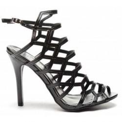 Sandale Quan Negre